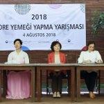 Ankara'da Kore yemeği yarışması