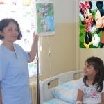 """Vize Devlet Hastanesi'nde """"Süper kahraman"""" uygulaması"""