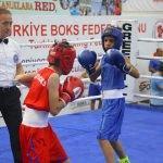 Alt Minikler Türkiye Ferdi Boks Şampiyonası sona erdi