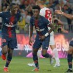 Fransa Süper Kupasını PSG kazandı!