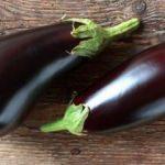 Haftada bir çiğ patlıcan yerseniz ne olur?