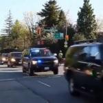 Justin Trudeau ve bitmeyen konvoyu
