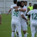 Konyaspor-Eskişehirspor maçında gol düellosu