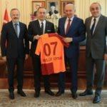 Mustafa Cengiz'den İBB Başkanı Uysal'a ziyaret