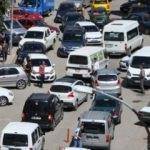 Otomobil zengini il: 4 kişiye 1 araç düşüyor