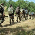 PKK'lı teröristler turistleri kaçırdı!
