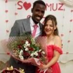 Senegalli Abdoulaye, Kayseri'ye damat oluyor