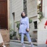 Tesettür modasında yeni trend: Takım elbiseler