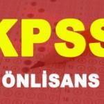 2018 KPSS Önlisans geç başvuru için son gün! ÖSYM başvuru işlemleri...