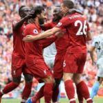 Liverpool farklı başladı! Salah kaldığı yerden...