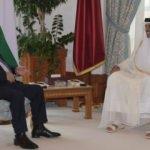 Abbas, Katar Emiri ile görüştü!