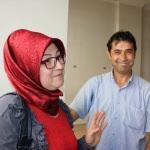 Eski Bakan Veysel Eroğlu, ayrı yaşayan çifti barıştırdı