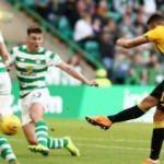 AEK 10 kişiyle Celtic'ten avantajı kaptı!