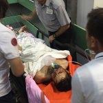 Samsun'da yeğeni tarafından bıçaklanan kişi yaralandı