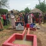 Heybe İnsani Yardım Derneğinden Kamerun'a su kuyusu