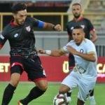 Boluspor Osmanlı'yı tek golle geçti