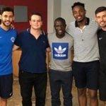 Kante'den Süper Lig ekibine ziyaret