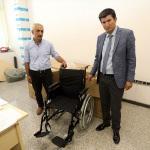 Büyükşehir Belediyesi bayram öncesi engellileri sevindirdi