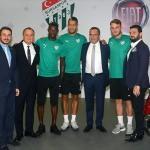 Bursaspor ile TOFAŞ arasında sponsorluk anlaşması