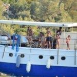 Mehmet Günsür mavi yolculukta