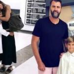 Mehmet Okur'un oğlu sünnet oldu