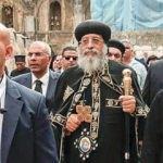 Mısır kilisesinde sular durulmuyor!Ortalık karıştı