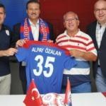 Alpay Özalan'dan sürpriz ziyaret!