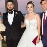Beşiktaş'ın futbolcusu Feyyaz Uçar, kızını evlendirdi!