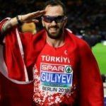 Ramil Guliyev rekor kırarak Avrupa Şampiyonu oldu!