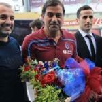 Trabzonspor İstanbul'a geldi! Kadro...