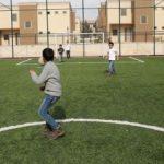 Türkiye, Suriye'de spor tesisi yapacak