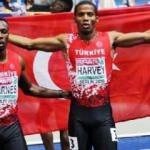 Türkiye'nin ilk madalyası Jak Ali Harvey'den