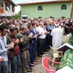 İstanbul'da trafik kazasında ölen 3 kişinin cenazesi Ordu'da toprağa verildi