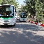 Belediye otobüsleri bayramda ücretsiz hizmet verecek