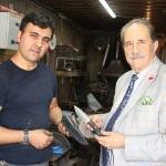 SESOB Başkanı Köksal, bıçakçıları ziyaret etti
