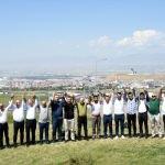Büyükşehir Belediye Erzurumspor'da birlik mesajı