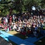 Derbent'te festival coşkusu
