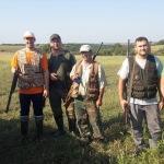 Kırklareli'nde av koruma ve kontrol çalışmaları