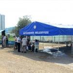 Kurban Bayramı'nda ücretsiz mobil mezbaha hizmeti