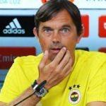 Cocu: Benfica maçları gerçeği gösterdi!