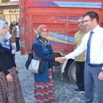 Antalya'da gençlere büyükbaş hayvan desteği