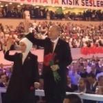 Başkan Erdoğan, bu şarkıyla karşılandı