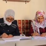 Hizan'da okuma yazma seferberliği sürüyor