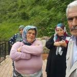 Şehit polis Sekin'in babası şehit Eren Bülbül'ün ailesini ziyaret etti