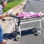 'Sokaktaki sedyeli hasta' hastaneyi karıştırdı!