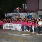 Mersinli gençler Çanakkale ve İstanbul'u gezdi