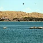 """Hazar Gölü'ndeki """"Batık Şehir"""" için hedef UNESCO listesi"""