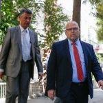 ABD Büyükelçiliği maslahatgüzarından Brunson'a ziyaret