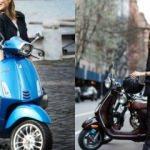 Kadınların tercih ettiği motosikletler