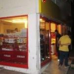 Maltepe'de silahlı maskeli market soygunu
